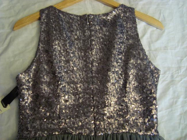 BB Dakota Sequin Holiday Party Fit And Flare Dress Image 3