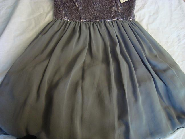 BB Dakota Sequin Holiday Party Fit And Flare Dress Image 5