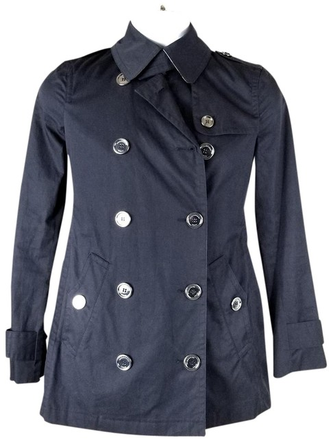 Preload https://img-static.tradesy.com/item/22250442/burberry-brit-navy-blue-double-breasted-trench-coat-size-2-xs-0-1-650-650.jpg