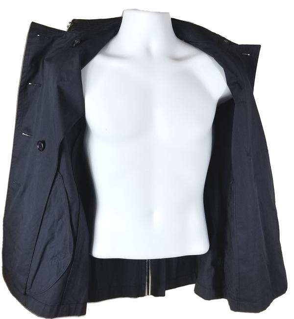 Burberry Brit Double Breasted Trench Coat Image 2