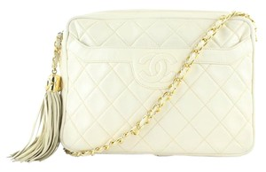 52ee6716c8a0 Chanel Camera Classic Flap Wallet On Chain Cross Body Bag