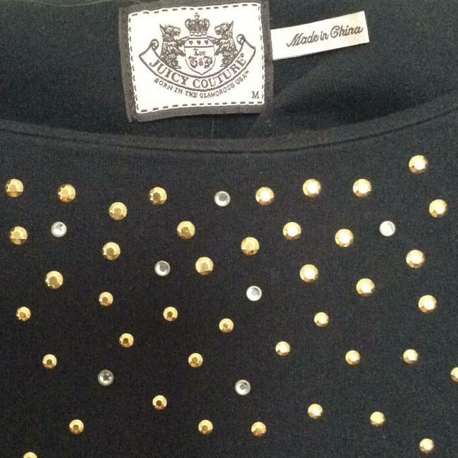 Juicy Couture short dress black on Tradesy Image 2