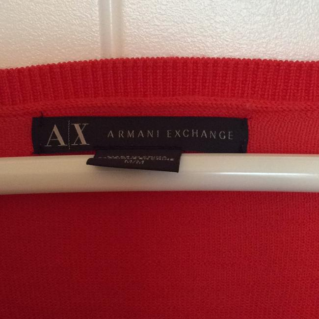 A|X Armani Exchange Top red Image 3