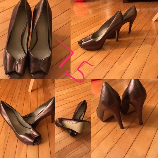 Nine West metallic bronze Pumps Image 5