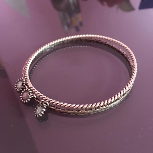 Other silver and gray bangles Image 3