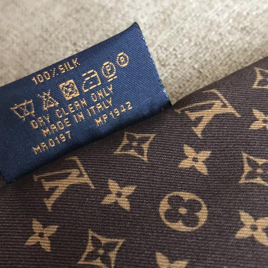 f1ce485d6 Louis Vuitton Monogram Sold Elsewhere Kabuki Stickers Red Bb Bandeau Head  Scarf/Wrap - Tradesy