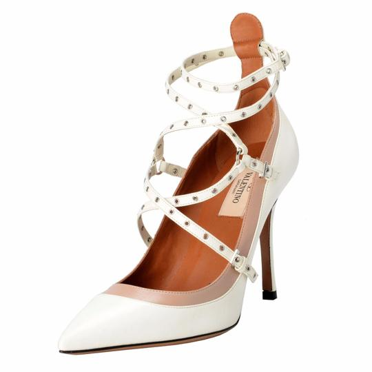 Preload https://img-static.tradesy.com/item/22251102/valentino-multi-color-garavani-women-s-leather-two-tones-ankle-strap-high-heels-pumps-size-us-105-re-0-0-540-540.jpg