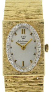 Jules Jurgensen Vintage Jules Jurgensen 14k Yellow Gold Watch
