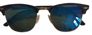 """Ray-Ban Original Ray Ban CLUBMASTER - RB 3016 W0365 """"FREE 3 DAY SHIPPING"""""""