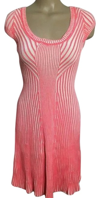 Preload https://img-static.tradesy.com/item/22251407/free-people-peach-and-cream-knit-striped-short-casual-dress-size-2-xs-0-1-650-650.jpg