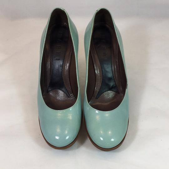 Marni pale blue Platforms Image 2