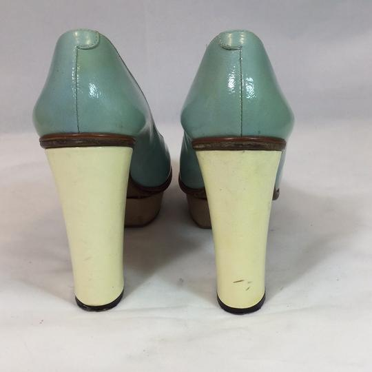 Marni pale blue Platforms Image 3