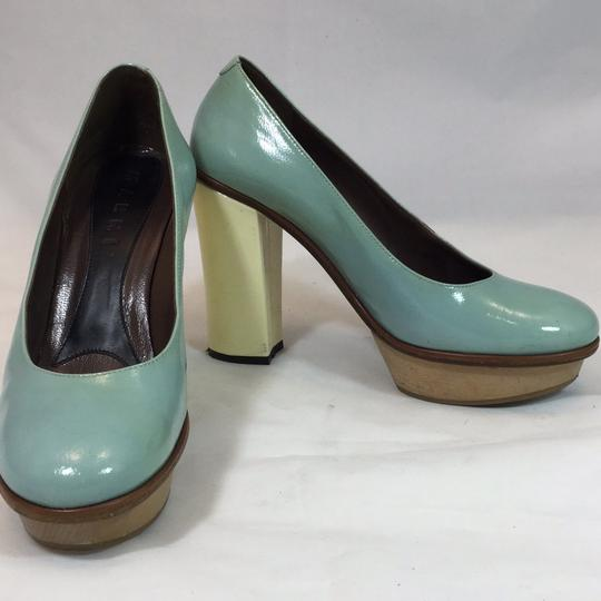 Marni pale blue Platforms Image 4