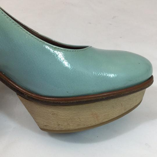 Marni pale blue Platforms Image 5