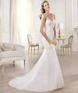 Pronovias Olsen New Wedding Dress