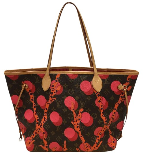 Preload https://img-static.tradesy.com/item/22251680/louis-vuitton-neverfull-mm-limited-edition-ramages-pink-canvas-tote-0-1-540-540.jpg