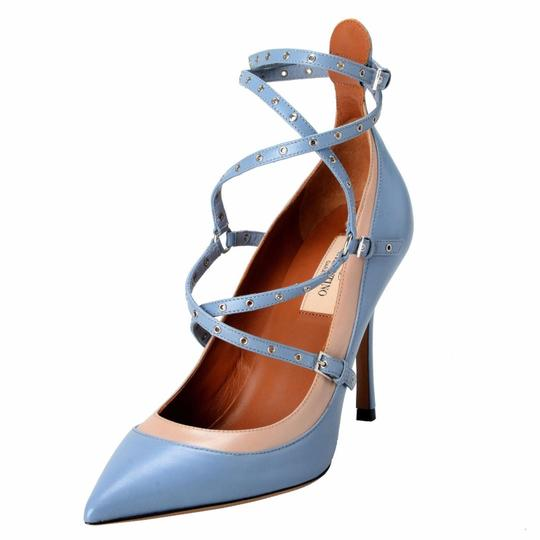 Preload https://img-static.tradesy.com/item/22251741/valentino-multi-color-garavani-women-s-leather-two-tones-ankle-strap-high-heels-pumps-size-us-8-regu-0-0-540-540.jpg