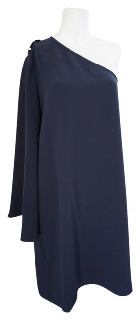 Preload https://img-static.tradesy.com/item/22251787/les-petites-collection-blue-navy-marine-one-sleeve-evening-mid-length-formal-dress-size-10-m-0-1-650-650.jpg