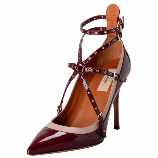Preload https://img-static.tradesy.com/item/22251832/valentino-multi-color-garavani-women-s-patent-leather-two-tones-ankle-strap-high-pumps-size-us-10-re-0-0-540-540.jpg