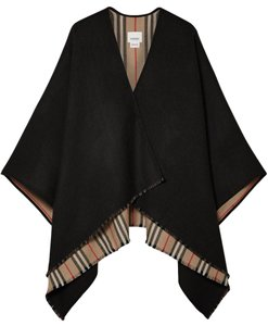 Burberry Brit Wool Wrap Cape - item med img