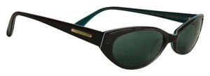 Barry Kieselstein-Cord Barry Keiselstein-Cord Brown Oval City Girl Sunglasses