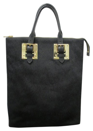 Preload https://img-static.tradesy.com/item/22252644/sophie-hulme-horse-albion-gold-buckle-w-removable-str-black-pony-hair-tote-0-1-540-540.jpg
