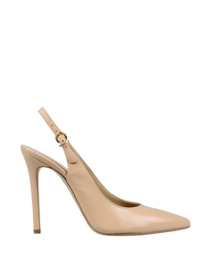 8 Beige/Natural Pumps Image 1