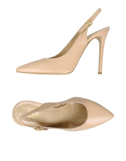 8 Beige/Natural Pumps Image 3