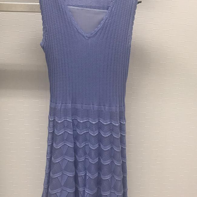 Missoni short dress lilac on Tradesy Image 1