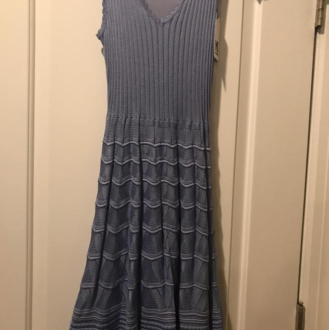 Missoni short dress lilac on Tradesy Image 2