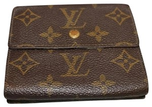 Louis Vuitton sh sold on 11/27/16 AM Louis Vuitton Monogram Coin Holder LVWLM3