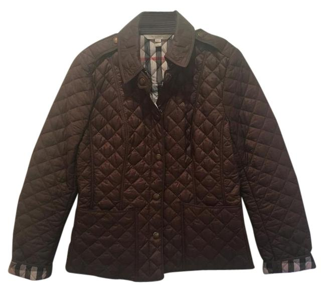 Item - Brown Kencott Quilted Jacket Size 8 (M)