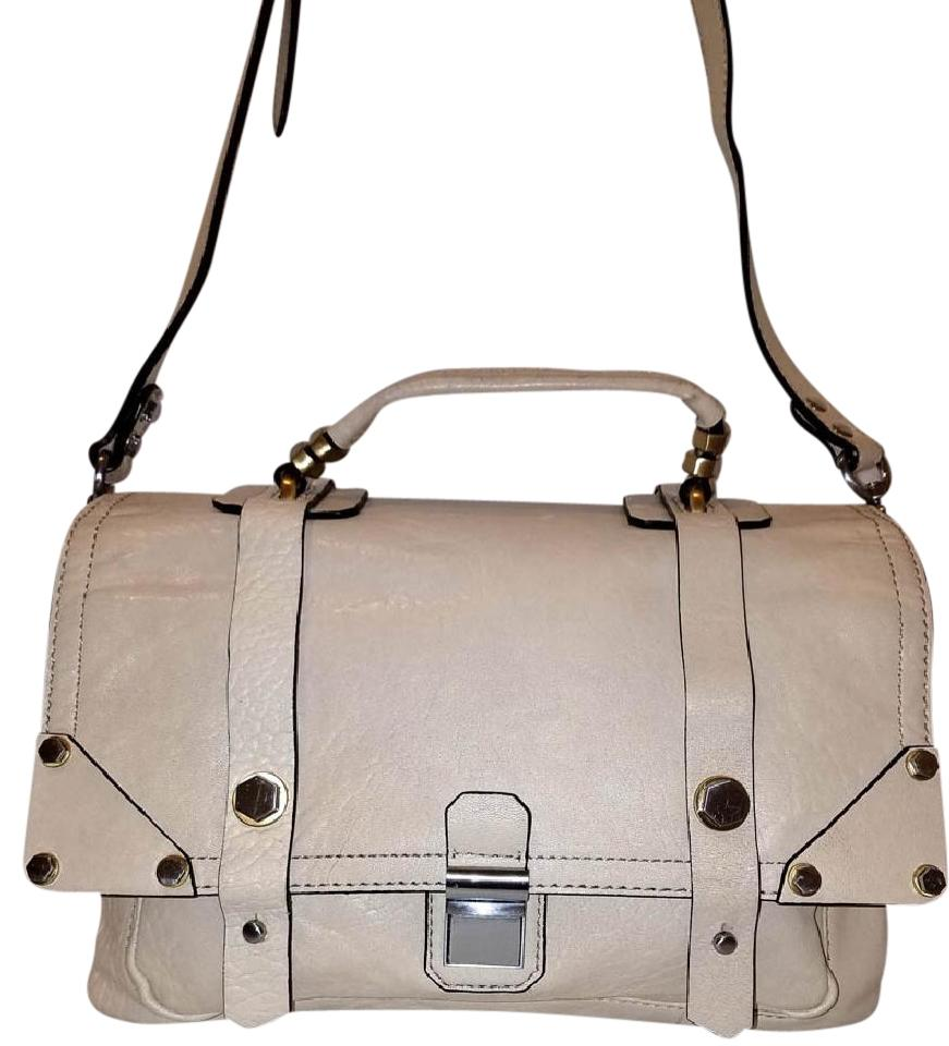 Oryany Refurbished Leather Lined Cross Body Bag