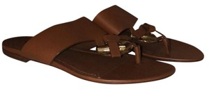 Louis Vuitton congac Sandals