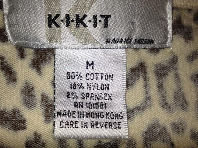 Kikit Cyrstal Buttons Button Down Sweater Image 6