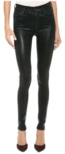 Citizens of Humanity Skinny Coated Stretchy Midrise Skinny Jeans-Coated