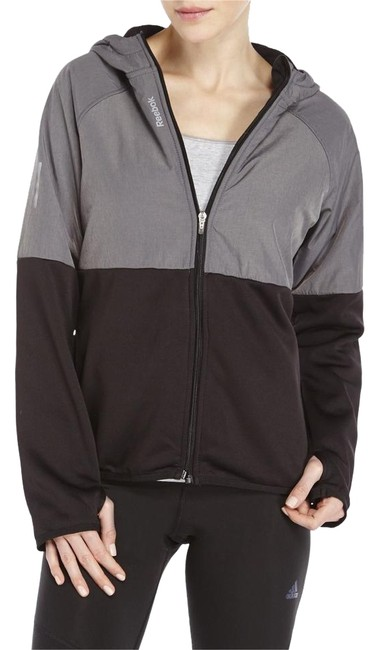 Item - Athletic Hooded Activewear Outerwear Size 6 (S)