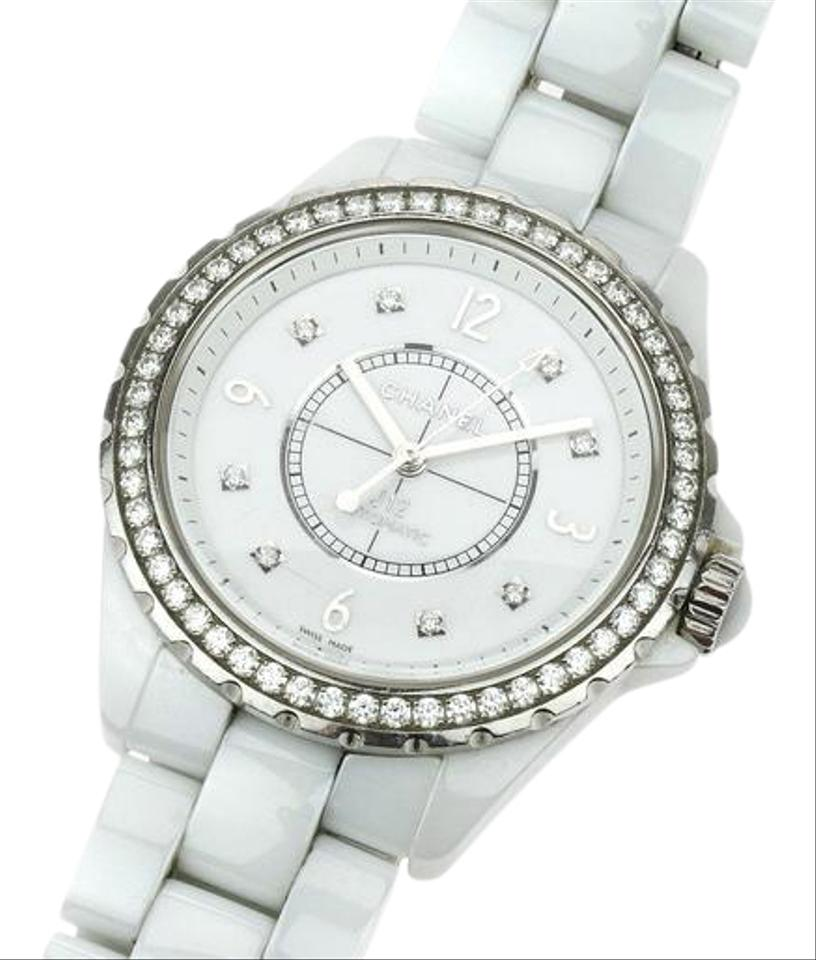 9978d011a56 Chanel Watches - J12 White Ceramic 38mm Automatic