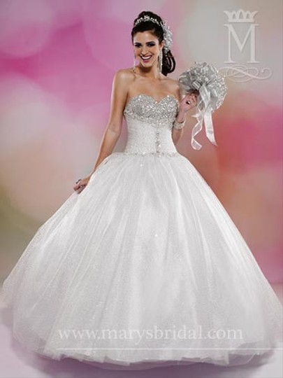 Mary 39 s bridal beloving 4068 quinceanera wedding dress for Pc mary s wedding dress