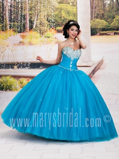 Mary's Bridal Beloving 4068 Quinceanera Wedding Dress