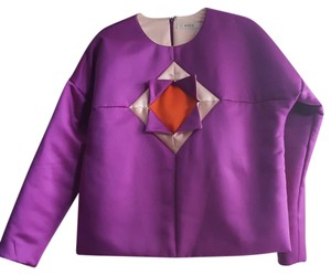MILLY Top Purple