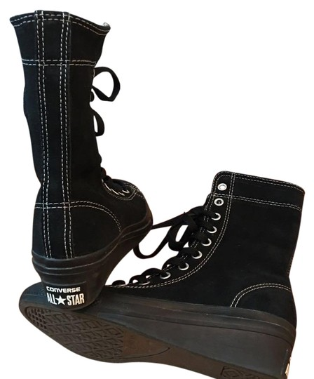 Preload https://img-static.tradesy.com/item/22257309/converse-black-suede-only-worn-once-no-sign-of-wear-bootsbooties-size-us-5-regular-m-b-0-1-540-540.jpg