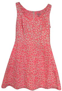 Lilly Pulitzer short dress Hot Pink Palm Beach Style Fit And Flare Or Cocktail on Tradesy