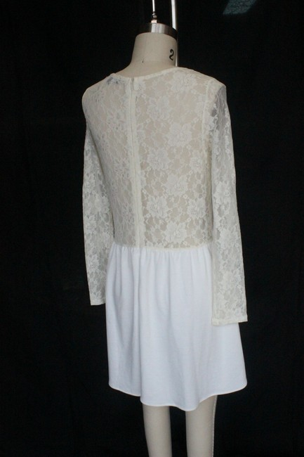 For Love & Lemons short dress Ivory Mini on Tradesy