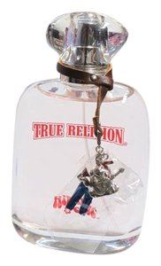 Christian Audigier True Religion Hippie Chic Perfume, 3.4 Oz, box top off