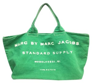 Marc by Marc Jacobs Canvas Tote in Green