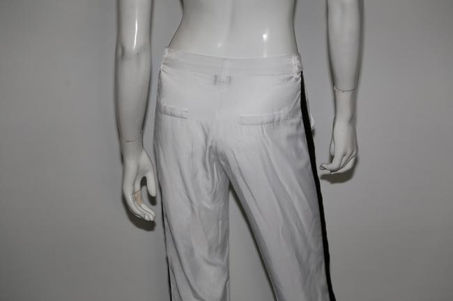Sparkle & Fade Casual Relaxed Pants White Image 8