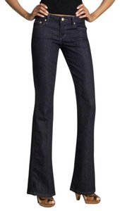 JOE'S Jeans Honey Flare Denim Boot Cut Jeans-Dark Rinse