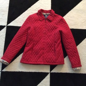 Burberry Monogram red Jacket