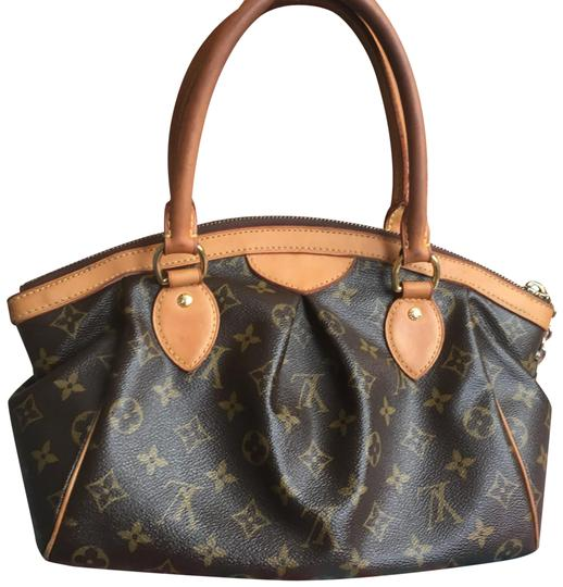 Preload https://img-static.tradesy.com/item/22258707/louis-vuitton-tivoli-pm-brown-leather-satchel-0-3-540-540.jpg